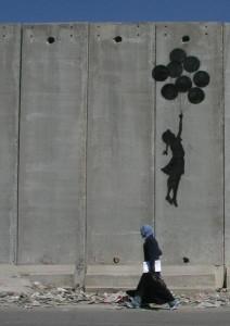 Bansky y el muro
