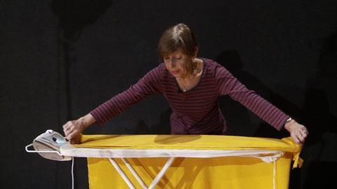 Cecelie Gravesen. Rehearsal. 2013. HD Video