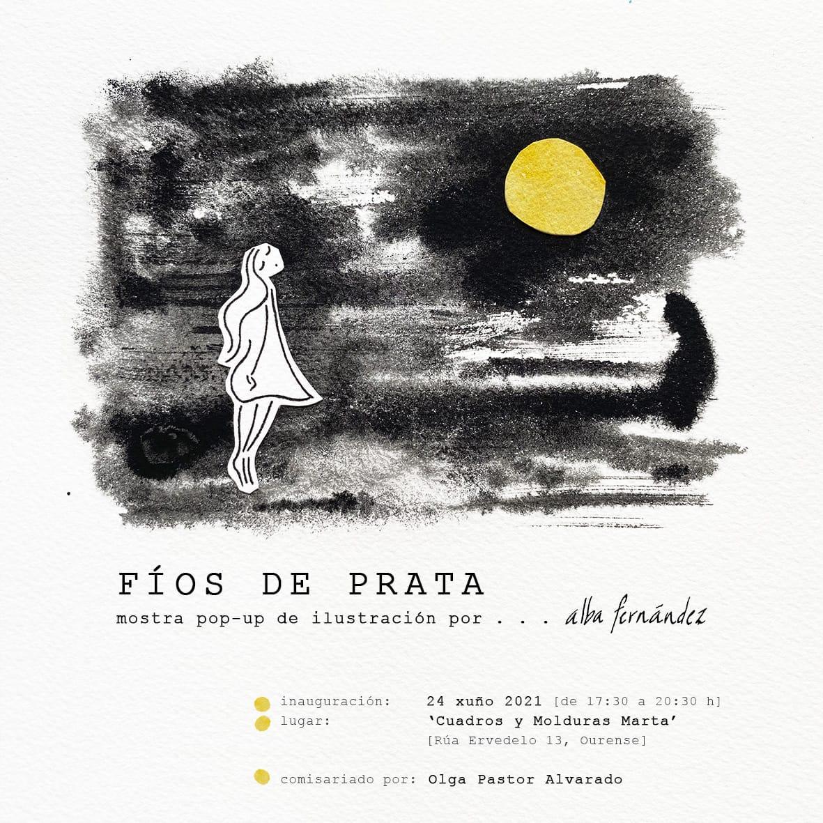 """En este momento estás viendo """"Fíos de Prata"""" de Alba Fernández no barrio do Couto."""