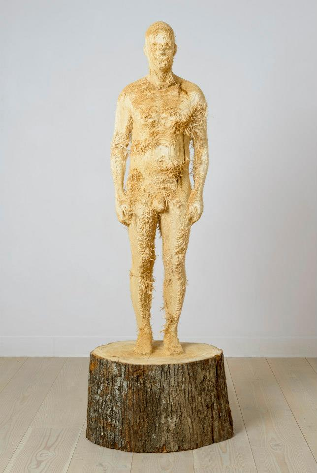 The Tainted: Aron Demetz and Shan Hur at Gazelli Art House