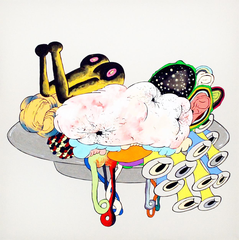 Lee más sobre el artículo HaYoung Kim. Eat All You Can. Hoxton Art Gallery, London.
