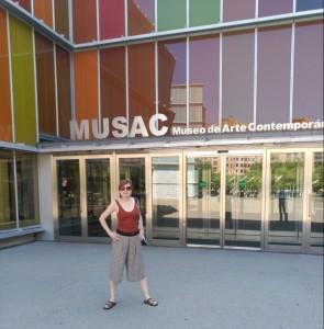 Lee más sobre el artículo Visita al MUSAC.